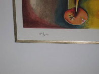 Love That Sails Forever 2001 Limited Edition Print by Alexandra Nechita - 3