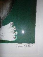 Victorious Spirit 1996 Limited Edition Print by Alexandra Nechita - 2