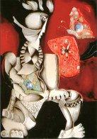 Victorious Spirit 1996 Limited Edition Print by Alexandra Nechita - 0