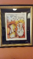 Letters From the Past (Dear Theo) AP 2005 Limited Edition Print by Alexandra Nechita - 1