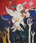 Release the Peace 1996 Limited Edition Print - Alexandra Nechita