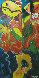 Sunflower Fields AP 1996 Limited Edition Print by Alexandra Nechita - 0