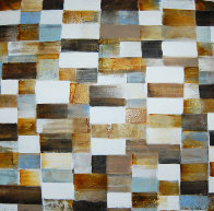 Shard 2004 20x32 Original Painting by Ned Evans - 0