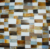 Shard 2004 20x32 Original Painting by Ned Evans - 2