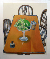 Jar From Samarkaland 1982 Limited Edition Print by Alice Neel - 0