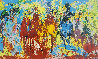 Stretch Stampede 1979 Limited Edition Print by LeRoy Neiman - 0