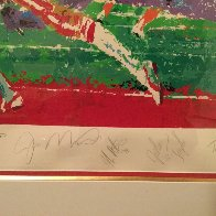 Super Play 1989 Limited Edition Print by LeRoy Neiman - 2