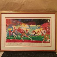 Super Play 1989 Limited Edition Print by LeRoy Neiman - 1