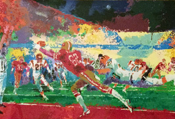 Super Play 1989 Limited Edition Print - LeRoy Neiman