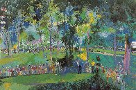 U.S. Open At Oakmont  1983 Limited Edition Print by LeRoy Neiman - 0