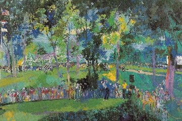 U.S. Open At Oakmont  1983 Limited Edition Print - LeRoy Neiman