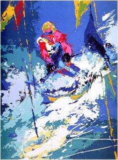 Innsbruck 1973 Limited Edition Print - LeRoy Neiman