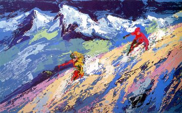Downers 1974 Limited Edition Print by LeRoy Neiman
