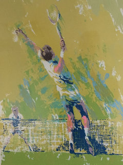 Deuce 1978 Limited Edition Print by LeRoy Neiman