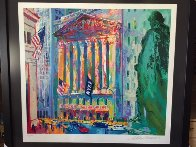 New York Stock Exchange 2003 Limited Edition Print by LeRoy Neiman - 1