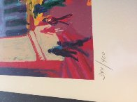 New York Stock Exchange 2003 Limited Edition Print by LeRoy Neiman - 4