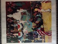 Happy Birthday Mr. President 1962 Madison Square Garden AP 1986 Limited Edition Print by LeRoy Neiman - 1