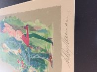 Bordello 1995 Limited Edition Print by LeRoy Neiman - 5