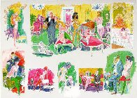 Bordello 1995 Limited Edition Print by LeRoy Neiman - 0