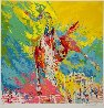 Bucking Bronc 1977 Limited Edition Print by LeRoy Neiman - 1