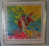 Bucking Bronc 1977 Limited Edition Print by LeRoy Neiman - 2