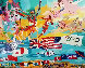 American Gold 1984 Limited Edition Print by LeRoy Neiman - 0