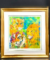 Family Portrait 2005 Limited Edition Print by LeRoy Neiman - 1