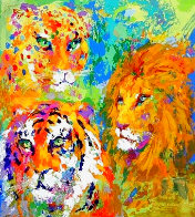 Family Portrait 2005 Limited Edition Print by LeRoy Neiman - 0