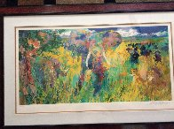 Big Five 2001 Limited Edition Print by LeRoy Neiman - 2