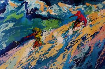 Downers 1970 Limited Edition Print by LeRoy Neiman