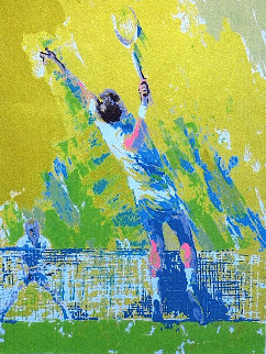 Deuce 1972 Limited Edition Print - LeRoy Neiman