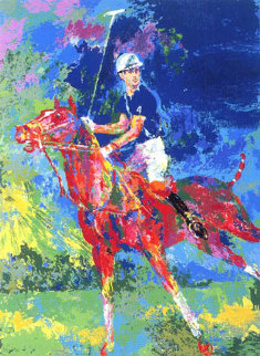 Prince Charles at Windsor 1982 Limited Edition Print by LeRoy Neiman