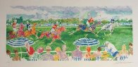 Polo Panorama 2005 Limited Edition Print by LeRoy Neiman - 1