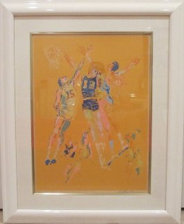 Basketball 1972 Limited Edition Print by LeRoy Neiman