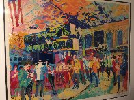 American Stock Exchange 1986 Limited Edition Print by LeRoy Neiman - 1