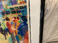 American Stock Exchange 1986 Limited Edition Print by LeRoy Neiman - 9