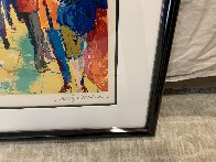 American Stock Exchange 1986 Limited Edition Print by LeRoy Neiman - 10