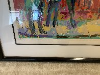 American Stock Exchange 1986 Limited Edition Print by LeRoy Neiman - 11