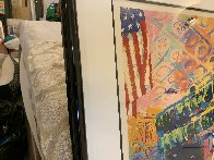 American Stock Exchange 1986 Limited Edition Print by LeRoy Neiman - 12