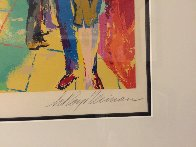 American Stock Exchange 1986 Limited Edition Print by LeRoy Neiman - 2