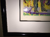 American Stock Exchange 1986 Limited Edition Print by LeRoy Neiman - 3