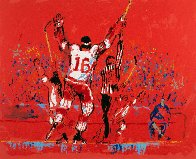 Red Goal 1973 Limited Edition Print by LeRoy Neiman - 0