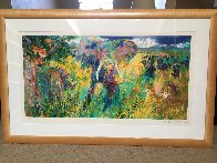 Big Five 2001 AP Limited Edition Print by LeRoy Neiman - 1