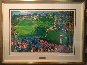 Ryder Cup - Valhalla 2007 Limited Edition Print - LeRoy Neiman