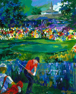 Valhalla PGA 2000 Limited Edition Print by LeRoy Neiman