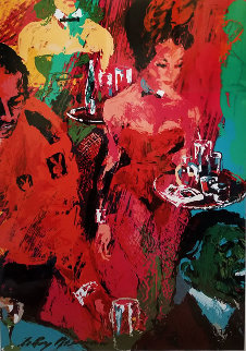Playboy Suite of 2 Prints 2009 Limited Edition Print by LeRoy Neiman