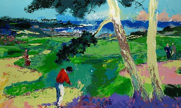 First At Spyglass 1993 Limited Edition Print by LeRoy Neiman