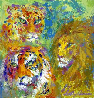 Family Portrait 2005 Limited Edition Print - LeRoy Neiman