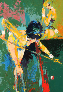 Playboy Suite Suite of 2 Prints 2009 Limited Edition Print by LeRoy Neiman