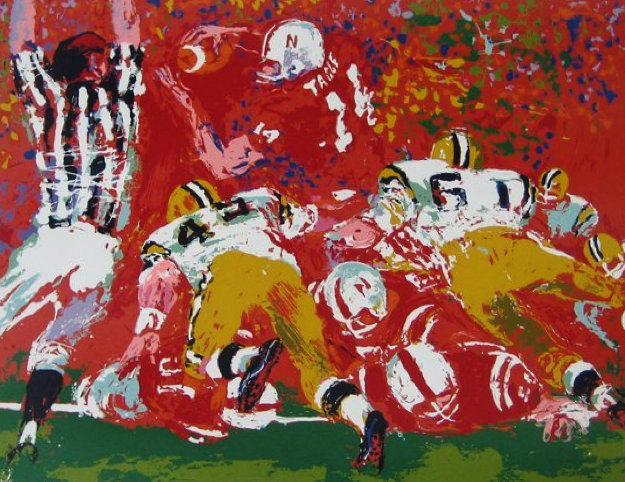 National Champions AP 1974 Limited Edition Print by LeRoy Neiman